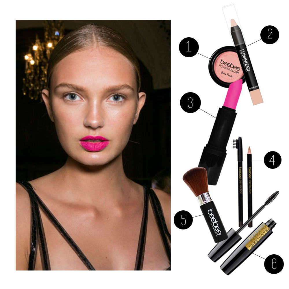 Super LOOK OF THE DAY // Make-up trends spring/summer 2017 | Make-up Actie UO15
